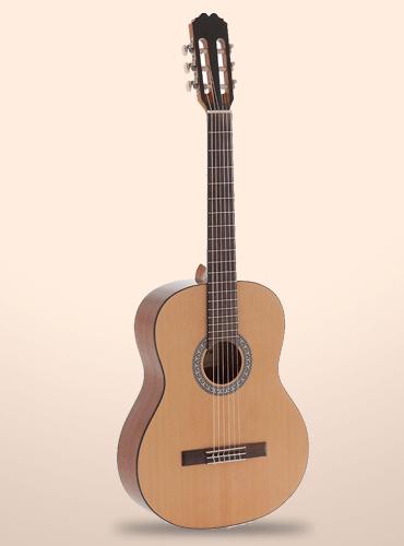 guitarra admira alba