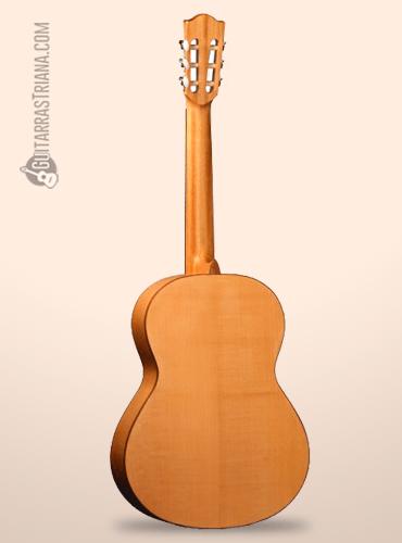 Guitarra Alhambra 2F detras