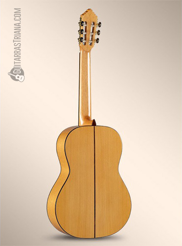 aros y fondo de la guitarra flamenca alhambra 10FC