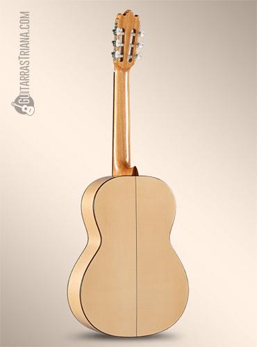 guitarra alhambra 3f aros y fondo