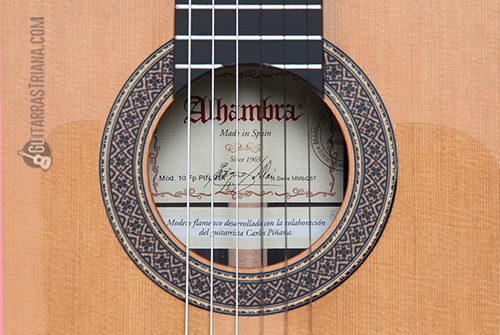 alhambra 10FP OP Piñana boca