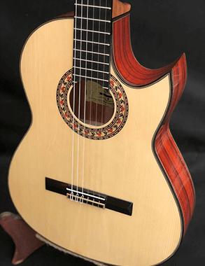guitarra f bros modelo buleria personalizada 2