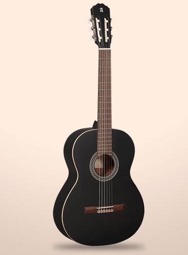 guitarra alhambra 1C Black Sation