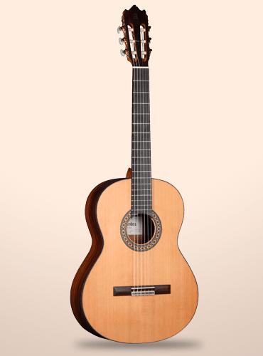 guitarra clásica alhambra 4 op