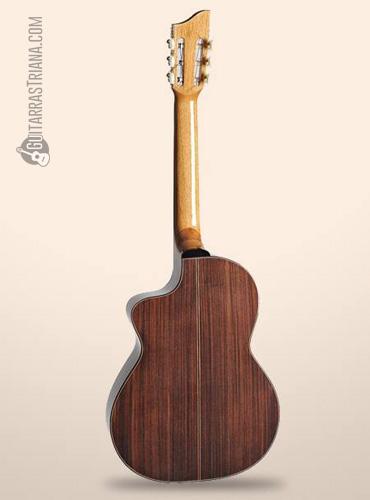 fondo de la guitarra Bros Inti