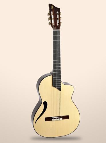 guitarra Francisco Bros Inti