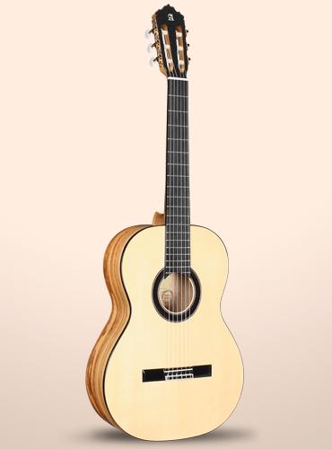 guitarra flamenca alhambra modelo exotic woods