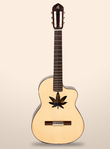 guitarra francisco bros melendi