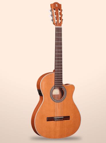 guitarra clásica alhambra z nature ct ez