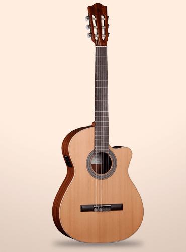 guitarra modelo alhambra Z Nature CW EZ
