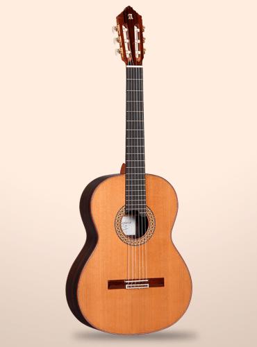 guitarra clásica alhambra premier pro exótico