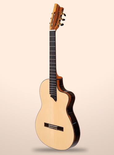 guitarra bros modelo intiluna