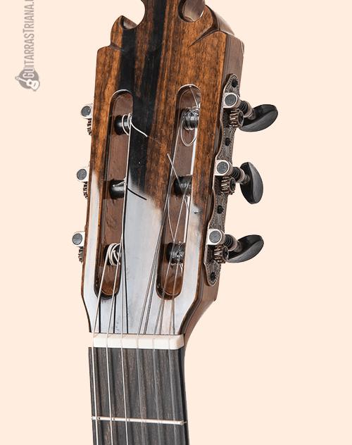 pala y clavijeros de la guitarra aranjuez