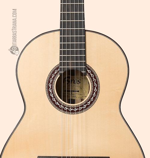 tapa de la guitarra bros aranjuez