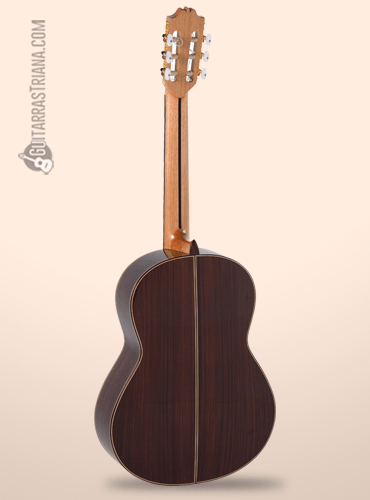 guitarra clásica Admira a20 fondo