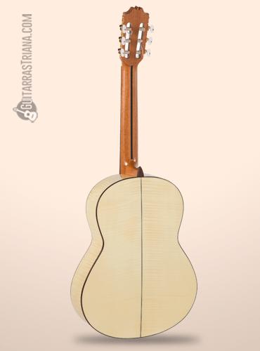 guitarra flamenca Admira F4 – aros y fondo