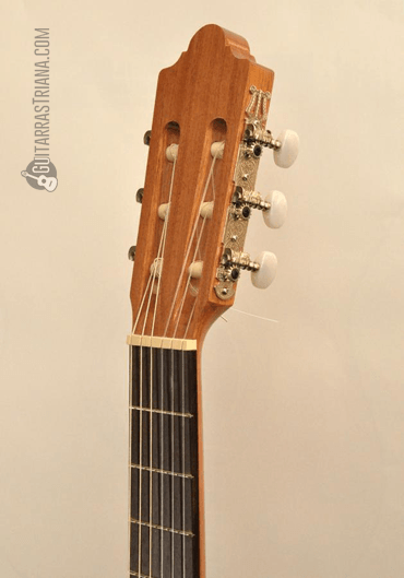 Guitarra Camps Sinfonia clavijeros