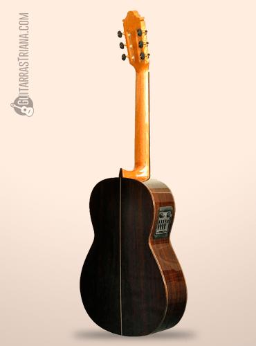guitarra clásica camps CE600 aros y fondo