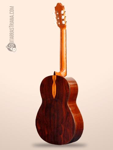 guitarra clásica Camps m10 por detrás
