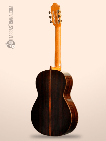 fondo de la guitarra clásica Camps M6