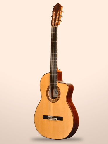 Guitarra Camps NAC4