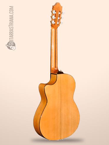 guitarra flamenca Camps FL11C fondo