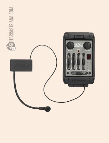 Camps SP6FE amplificador