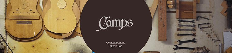 Guitarras fabricadas por camps