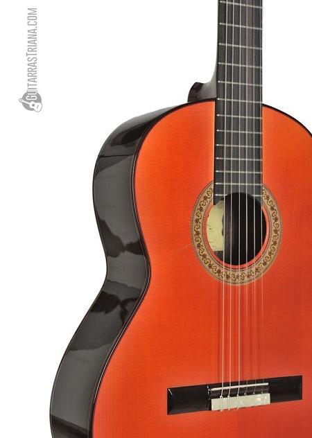 pieza flamenca bros rociera tapa de la guitarra