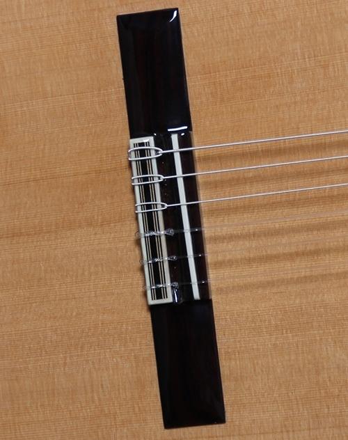 puent de hueso de la guitarra 7p classic