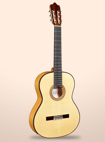 guitarra alhambra mengual & margarit flamenco