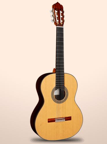 guitarra clásica Alhambra Mengual y Margarit Serie C