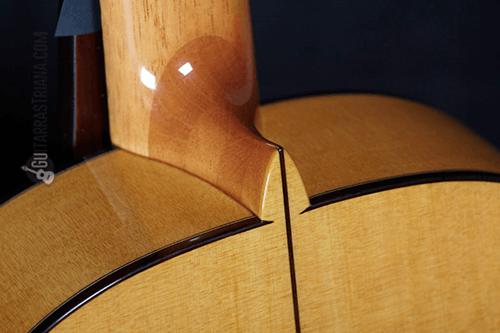 acabados y perfiles del modelo vilaplana flamenca