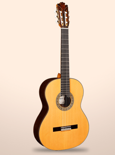 guitarra clásica alhambra vilaplana exotico