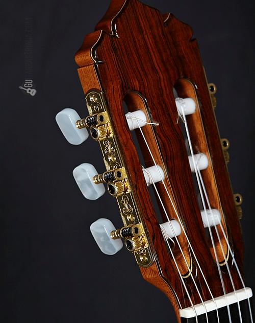 clavijeros de lujo del modelo Alhambra Mengual/Margarit Serie C
