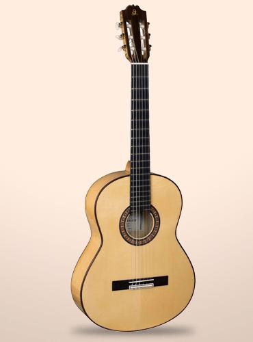 guitarra flamenca admira F5