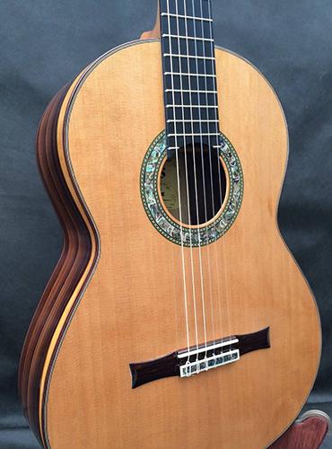 guitarra clásica francisco bros aranjuez