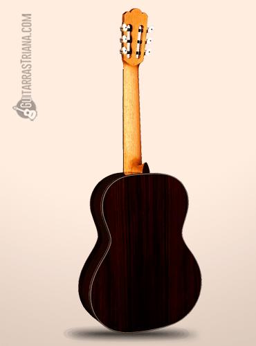 aros y fondo de la guitarra jose miguel moreno serie C