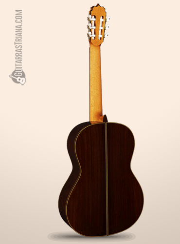 fondo de la guitarra alhambra vilaplana serie nt