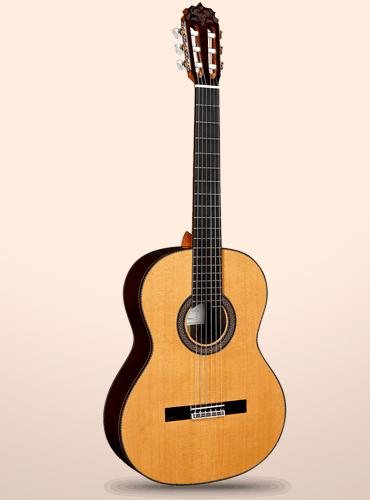 guitarra clásica alhambra vilaplana serie NT
