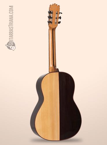 Fondo de Palosanto y Ciprés – Guitarra Bros Taranta