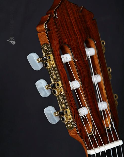 clavijeros de alta gama de la guitarra alhambra mengual & margarit NT