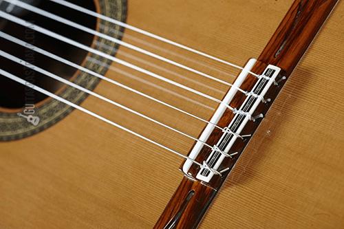 puente de hueso de la guitarra clásica mengual&margarit NT