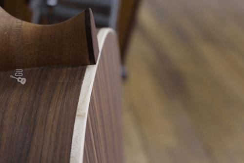 perfiles y acabados de la guitarra manuel rodriguez modelo c11