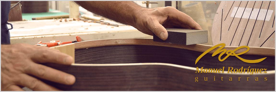 historia de la marca guitarras Manuel Rodriguez (MR)