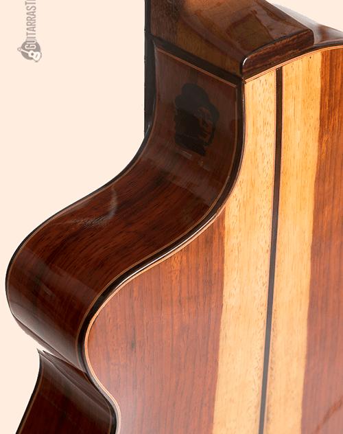fondo de palosanto de la guitarra francisco bros raimundo