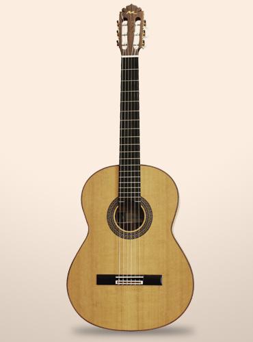 guitarra clásica manuel rodriguez C sapeli