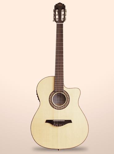 guitarra manuel rodriguez crossover arce