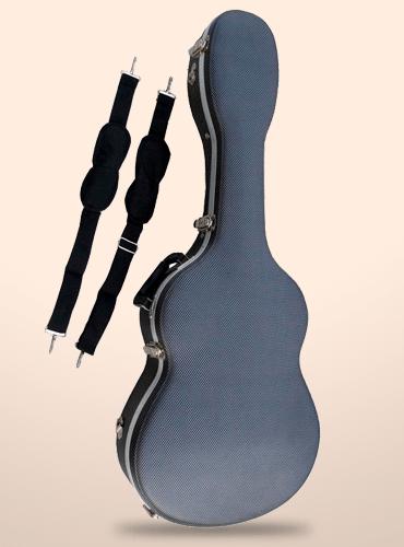 estuche rígido de guitarra española Cibeles C230015G