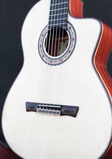 guitarra clásica Francisco Bros B80